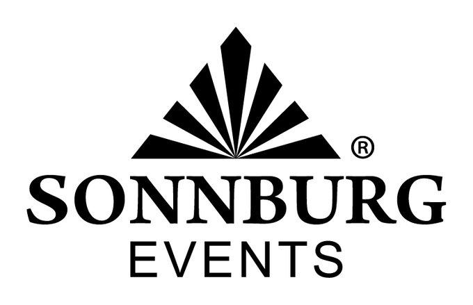 Logo Sonnburg Events Schwarz/Weiß