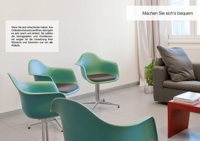 Medvienna Magazine Seite 8 bis 9