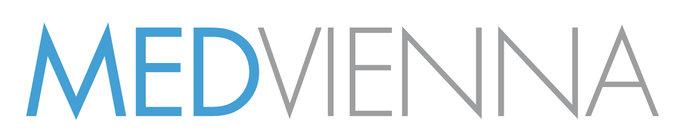 Logo Medvienna Text