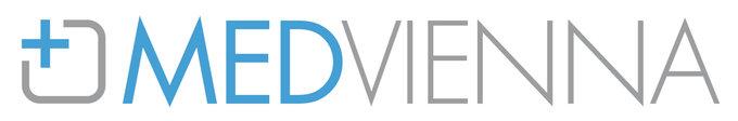 Logo Medvienna Text+Symbol
