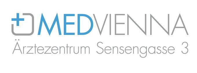 Logo Medvienna Text+Symbol+Adresse