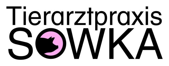 Tierarztpraxis Sowka Logo - Schwein