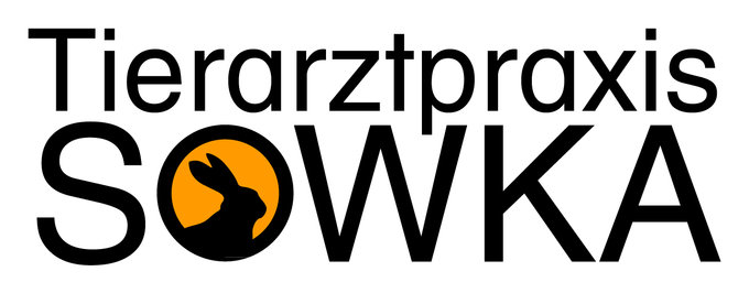 Tierarztpraxis Sowka Logo - Hase