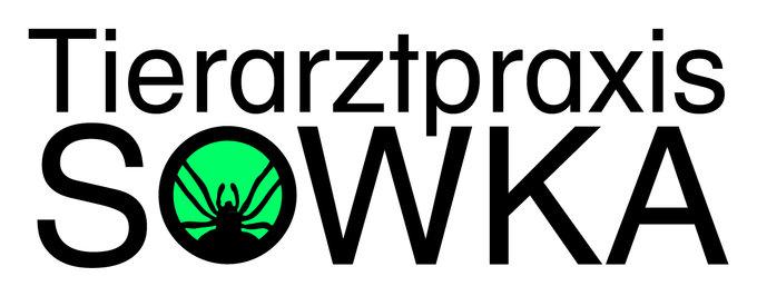 Tierarztpraxis Sowka Logo - Spinne