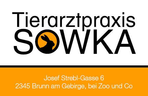 Tierarztpraxis Sowka Visitenkarte Rückseite - Hase