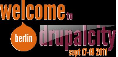 drupal camp berlin logo