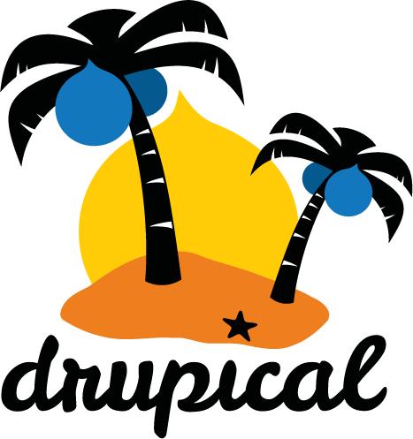 drupical logo