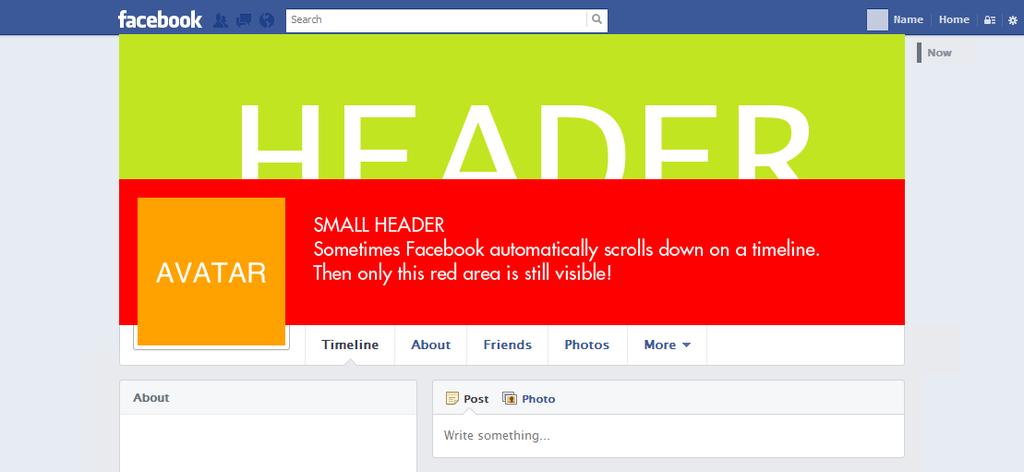 facebook timeline hack template  update