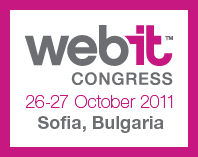 Webit Congress Sofia Banner