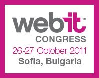Webit Congress Sofia Banner